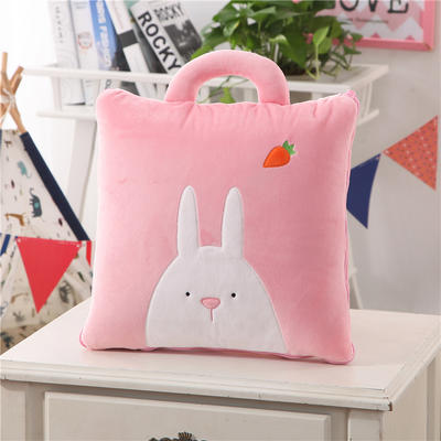 萝卜兔子 毛毯款 萝卜兔子