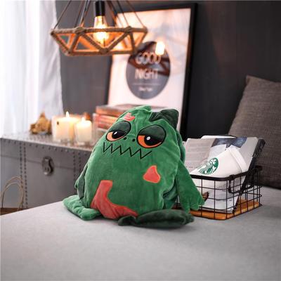 青蛙-绿 110*160cm 青蛙-绿