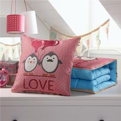 LOVE企鹅 45x45cm LOVE企鹅