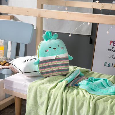乔文兔-绿 110*160cm 乔文兔-绿