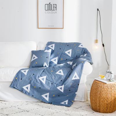 2018全棉抱枕被 40X40cm 几何世界