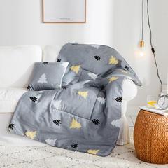 2018全棉抱枕被 40X40cm 梦森林