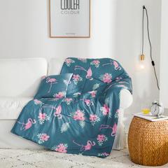 2018全棉抱枕被 40X40cm 仙鹤