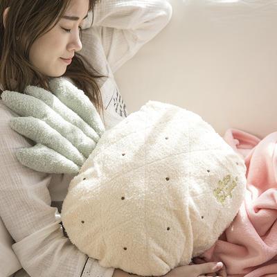 软绵绵抱枕毯 110*160cm 菠萝小姐