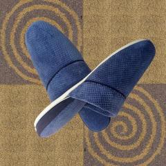 高品质家居拖鞋 地板拖地毯 客厅用拖鞋 四季皆宜 供微商 网销赠品