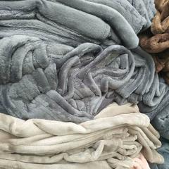 法兰绒毛毯 赠品小绒毯 淘宝拼多多阿里促销商品 特价礼品