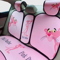 2018新款冰丝汽车套件 基本车型通用 粉红豹