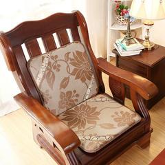 2017 单坐垫办公椅垫 幸福花 45x45cm 幸福花(海绵芯)
