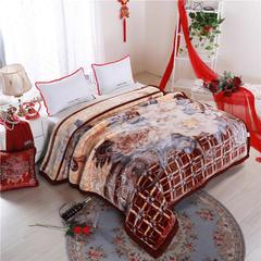 520月亮毯系列 包装15元/个 520驼