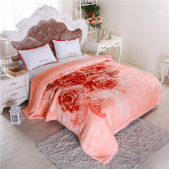 仿木棉云毯 系列 包装15元/个 玉色