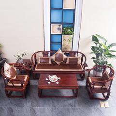 2018新款 爆款 冰藤麻将实木沙发椅垫 45×45cm(个) 碳化色