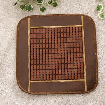2020新款夏季凉席坐垫办公室椅垫透气电脑椅子汽车沙发座垫女麻将竹凉垫夏