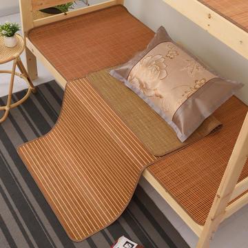 可定做凉席竹席学生宿舍0.9m单人床0.8藤席上下铺1.2米冰丝席1.0席子