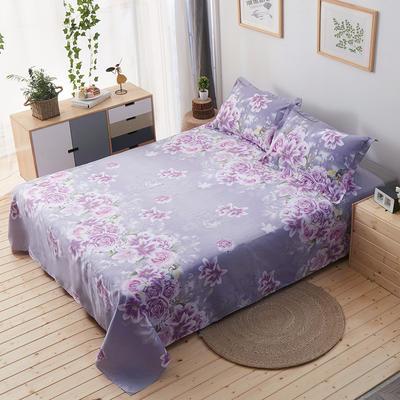 单品床单 枕套48*74cm/对 爱的花海