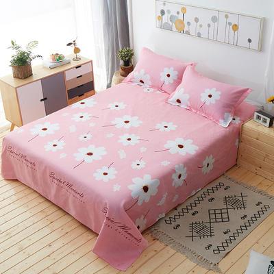 单品床单 枕套48*74cm/对 纯真花语
