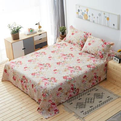 单品床单 枕套48*74cm/对 淡香怡人
