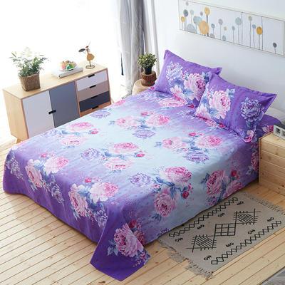 单品床单 枕套48*74cm/对 兰黛佳人