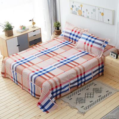 单品床单 枕套48*74cm/对 慢调生活