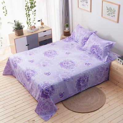 单品床单 枕套48*74cm/对 玫瑰爱人