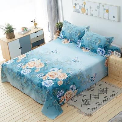 单品床单 枕套48*74cm/对 素雅风情