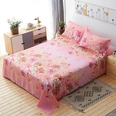 单品床单 枕套48*74cm/对 妩媚花王