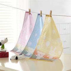 毛巾童巾系列 气球熊童巾(25*50)
