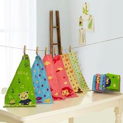 毛巾童巾系列 三层纱布童巾(25*50)