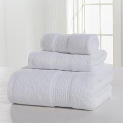毛巾套巾 套巾系列 极简风尚套巾(套巾31元) 本白