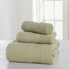 毛巾套巾 套巾系列 极简风尚套巾(套巾31元) 橄榄绿