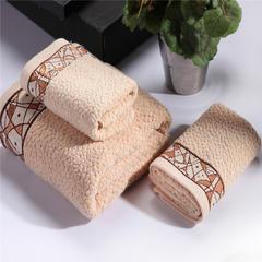 毛巾套巾 套巾系列 毕加索套巾(套巾36元) 灰色(70*140)
