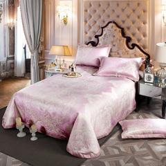 凉席系列 可水洗床单系列 250*250cm(三件套) 彼岸风情-紫
