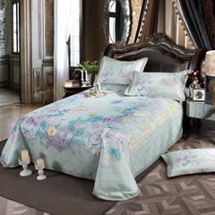 凉席系列 可水洗床单系列 250*250cm(三件套) 芬芳倾城
