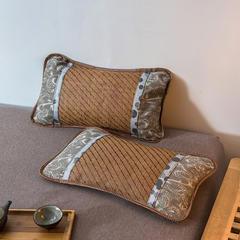 2019新款小枕头30*50cm 小藤枕