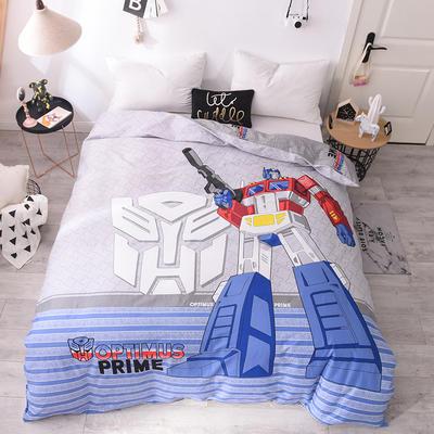 2019新品全棉大版单品被套 枕套:48*74cm  /个 炫酷变形
