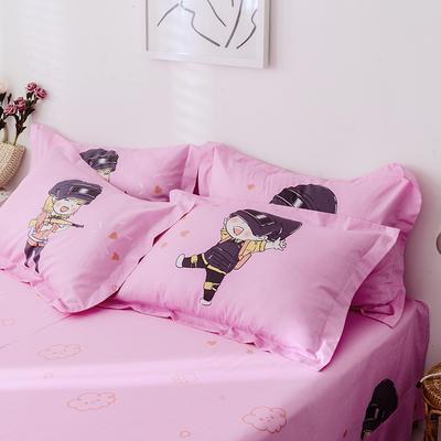 2019新款全棉大版单品枕套/个 48cmX74cm 98K
