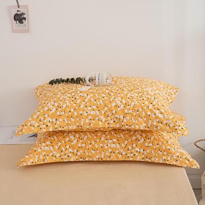 2020新款13070喷气花卉系列单品枕套 48cmX74cm/个 花火