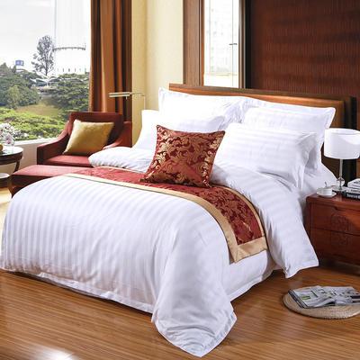 五星级酒店四件套系列 40S 1.5-1.8米床适用 加密三公分
