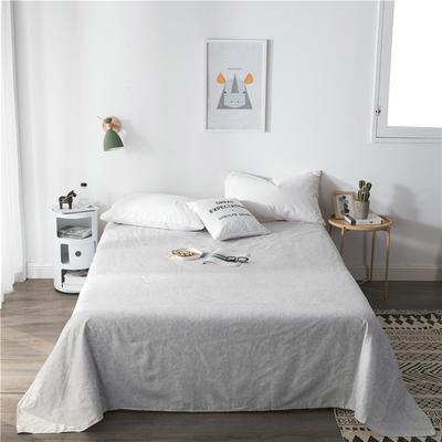 单品全棉床单 180cmx230cm bed