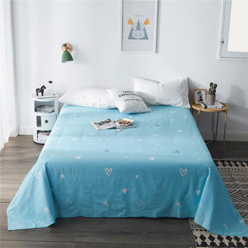 单品全棉床单