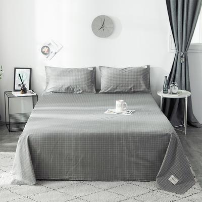 2019全棉织标款系列-床单 180cmx230cm 贝甲