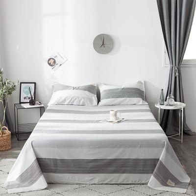 全棉织标款系列-床单 230cmx250cm 马拉维