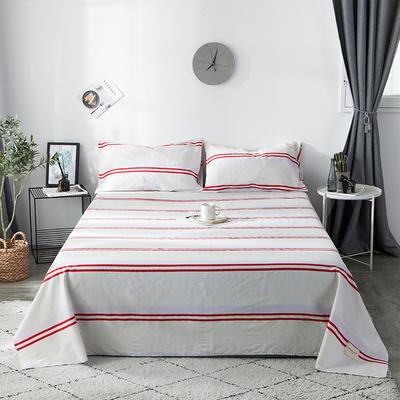 2019全棉织标款系列-床单 180cmx230cm 米兰达
