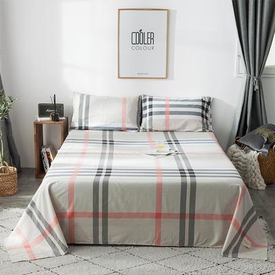 2019全棉织标款系列-床单 180cmx230cm 墨尔本