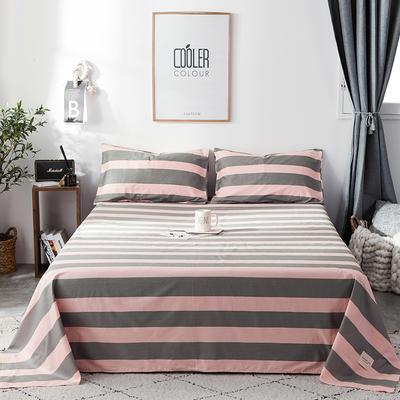 2019全棉织标款系列-床单 180cmx230cm 雅加达