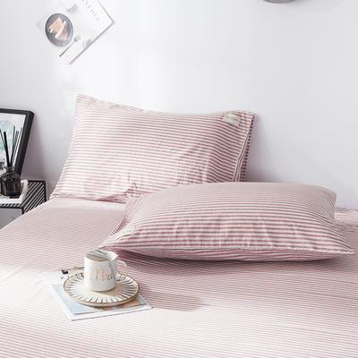 全棉织标款系列-枕套 48cmX74cm/(一对) 梦幻单枕套