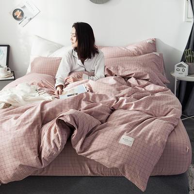 全棉织标款系列-四件套 1.2m床单款三件套 贝塔