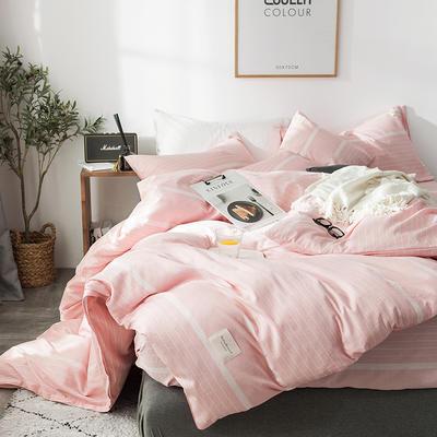 全棉织标款系列-四件套 1.2m床单款三件套 谷米