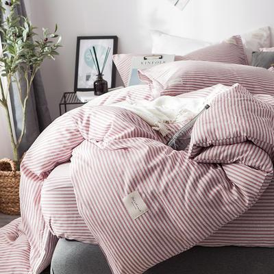 全棉织标款系列-四件套 1.2m床单款三件套 梦幻