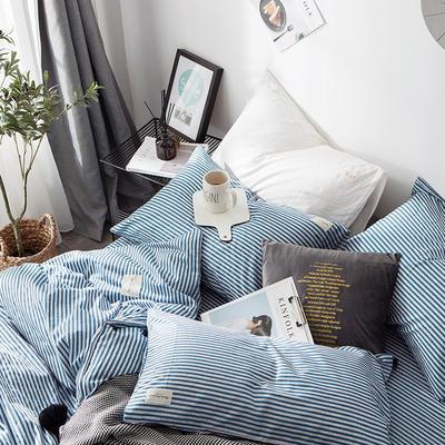 2019全棉织标款系列-四件套 1.2m床单款三件套 梦境