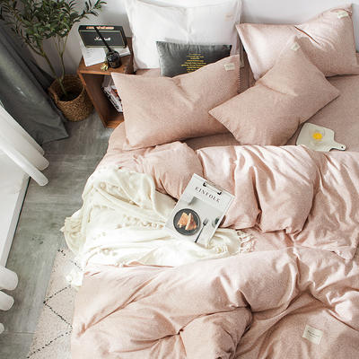 2019全棉织标款系列-四件套 1.2m床单款四件套 文莱